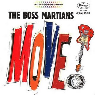 Boss Martians - Move - 2000